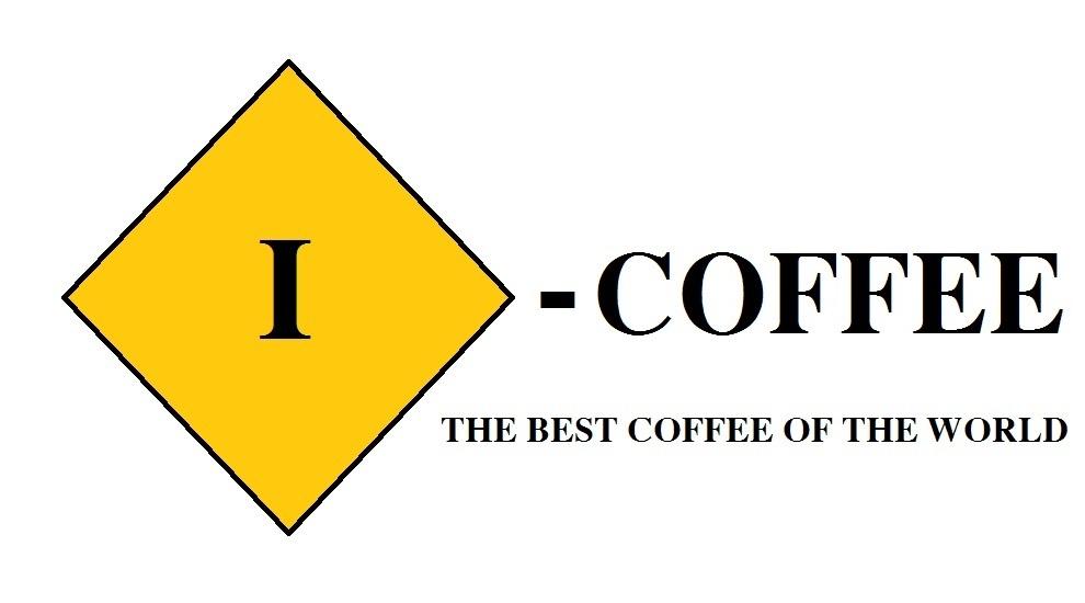 LOGO ICOFFEE - CÔNG TY HUYỀN THOẠI VIỆT