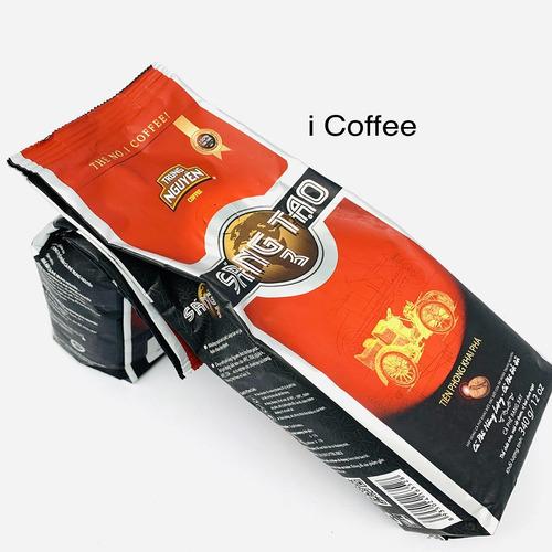 Cafe Trung Nguyên Sáng Tạo 3( Bịch 340gam) - Hình 3