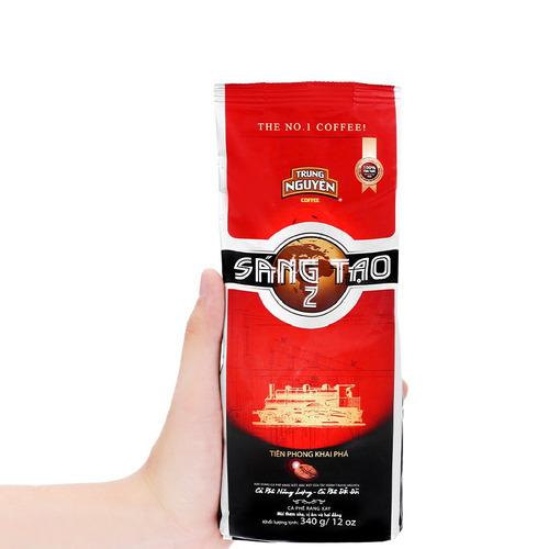 Cafe Trung Nguyên Sáng tạo 2( Bịch 340gam) - Hình 2