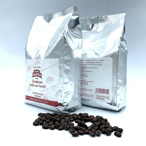 Cafe hạt Trung Nguyên Epresso (1 kg) - Hình 3