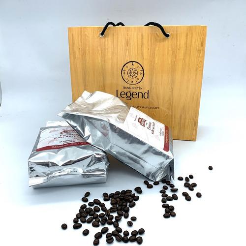 Cafe hạt Trung Nguyên Epresso (1 kg) - Hình 4
