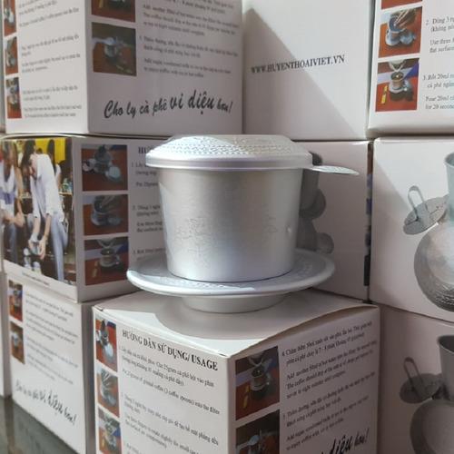 Phin pha Cafe Trung Nguyên in Hoa Văn - Hình 2