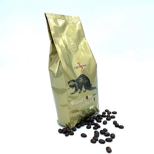 Cafe Chồn( Bột/Hạt ) Bịch 300gam - Hình 3