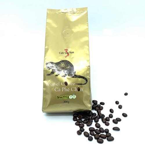 Cafe Chồn( Bột/Hạt ) Bịch 300gam - Hình 4
