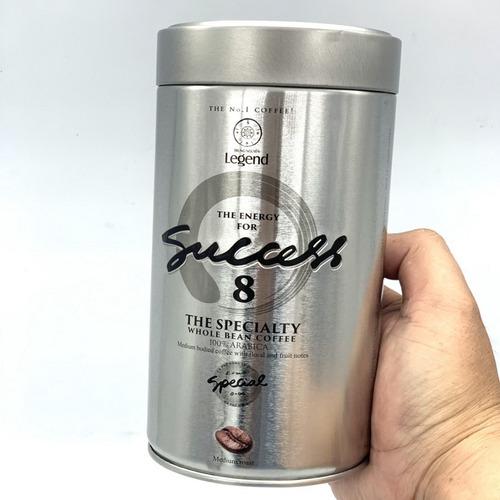 Cà phê hạt Trung Nguyên Legend Success 8 Mộc Lon 340gam - Hình 4