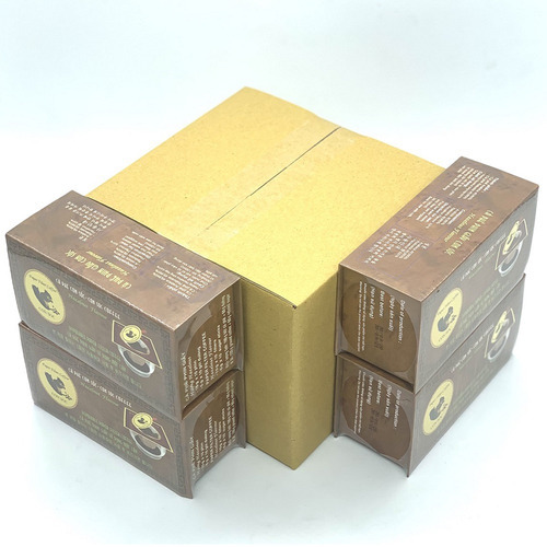 Combo 4 Hộp Cà phê Con sóc đơn Nâu( 4 Hộp x 10 gói/Hộp) - Hình 1