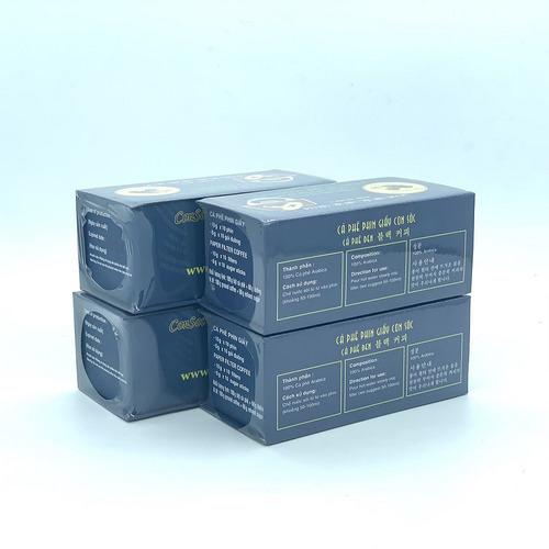 Combo 4 Hộp Cà phê Con sóc đơn Xanh( 4 Hộp x 10 gói/Hộp) - Hình 4
