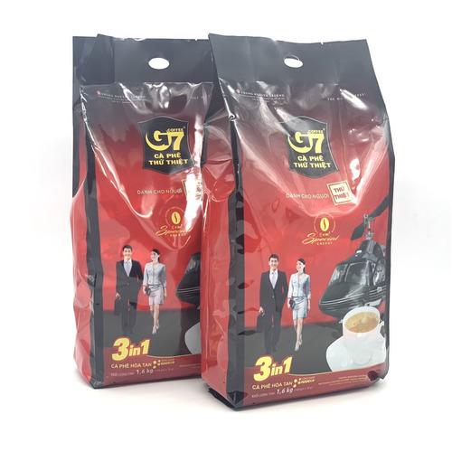 [COMBO 2 BỊCH] Cà Phê Sữa G7 3in1 Trung Nguyên ( Bịch 100 Gói x 16gam) - Hình 3
