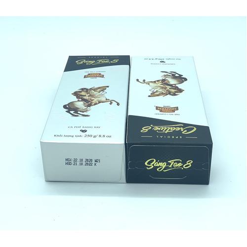 Cafe Sáng tạo 8 Trung Nguyên ( Hộp 250gam) - Hình 3
