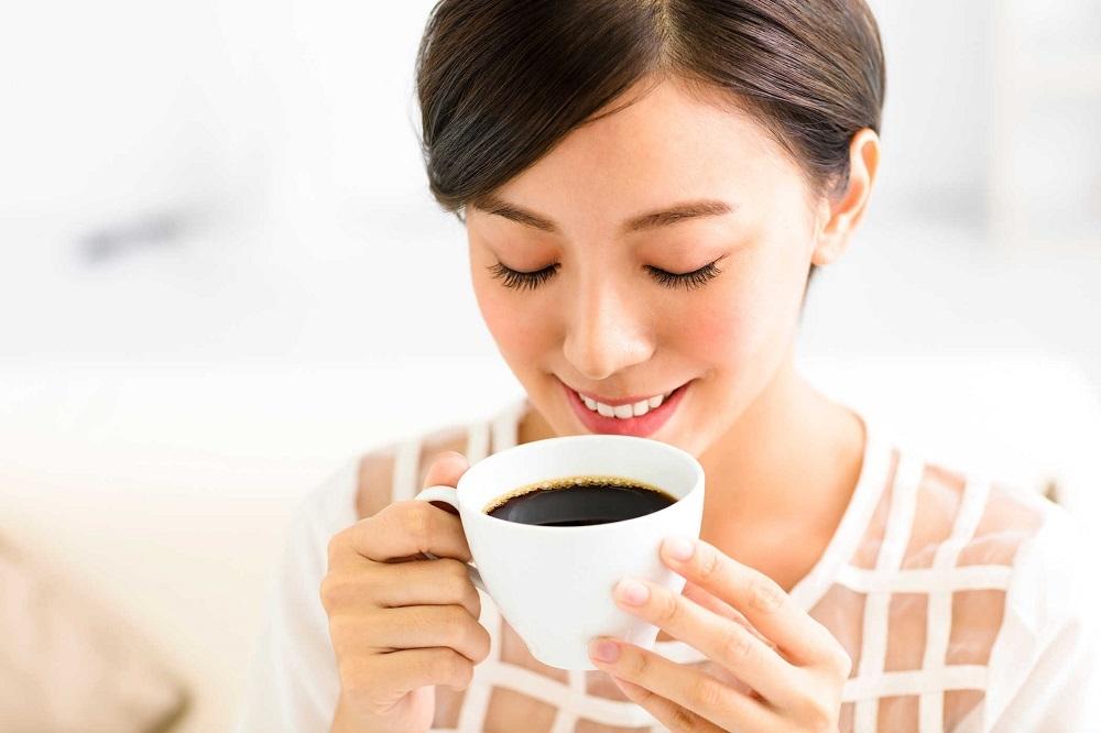 cà phê được phái đẹp yêu thích