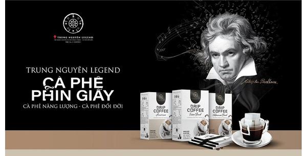 Cà phê phin giấy của Trung Nguyên Legend - 3 dòng sản phẩm có gì đặc biệt