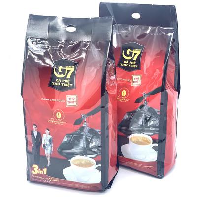 [COMBO 2 BỊCH] Cà Phê Sữa G7 3in1 Trung Nguyên ( Bịch 100 Gói x 16gam)