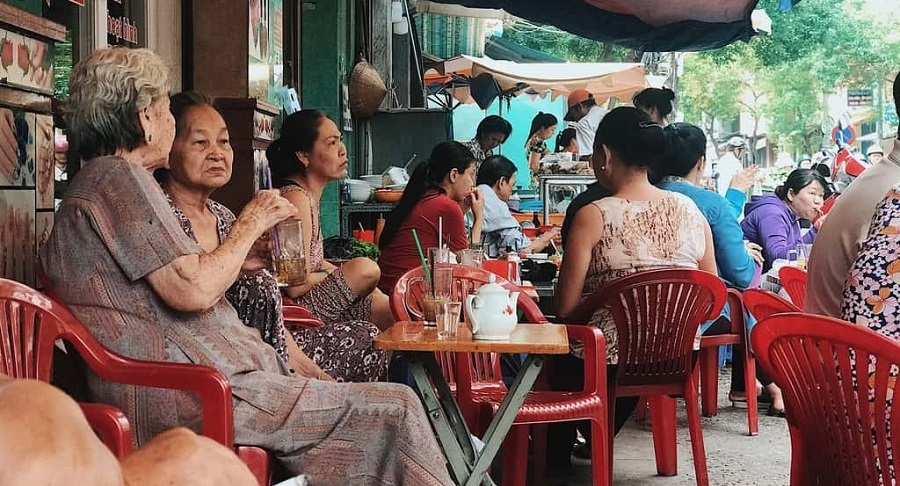 Cà phê và nét văn hóa của người Sài Gòn