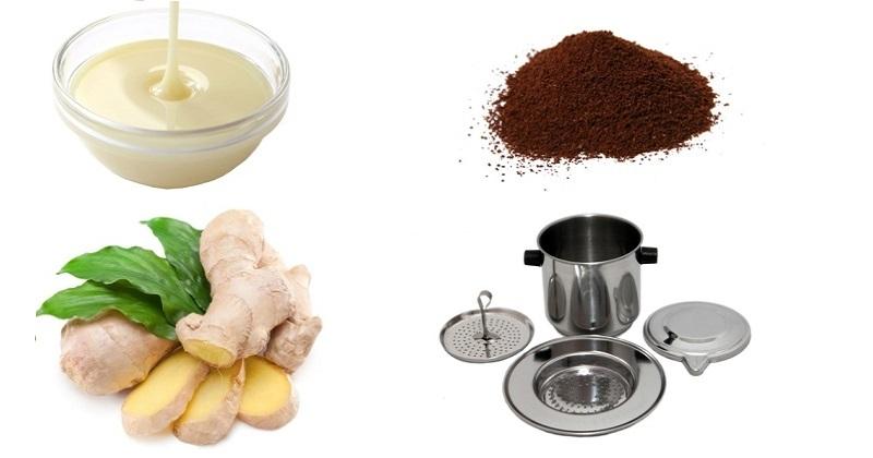 Cách pha cà phê sữa gừng ngon tuyệt cho mùa đông ai cũng muốn thử?