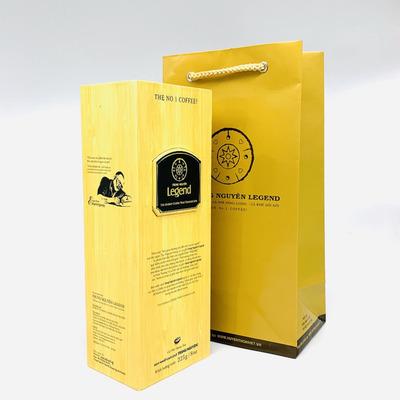 Cafe chồn Legend Trung Nguyên( Hộp 225gam)