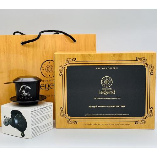 Hộp quà cafe Legend 2in1 Trung Nguyên - Hình 5