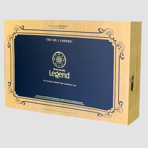 Hộp Quà Cafe Legend Trung Nguyên( Hộp Legend Gift) - Hình 3