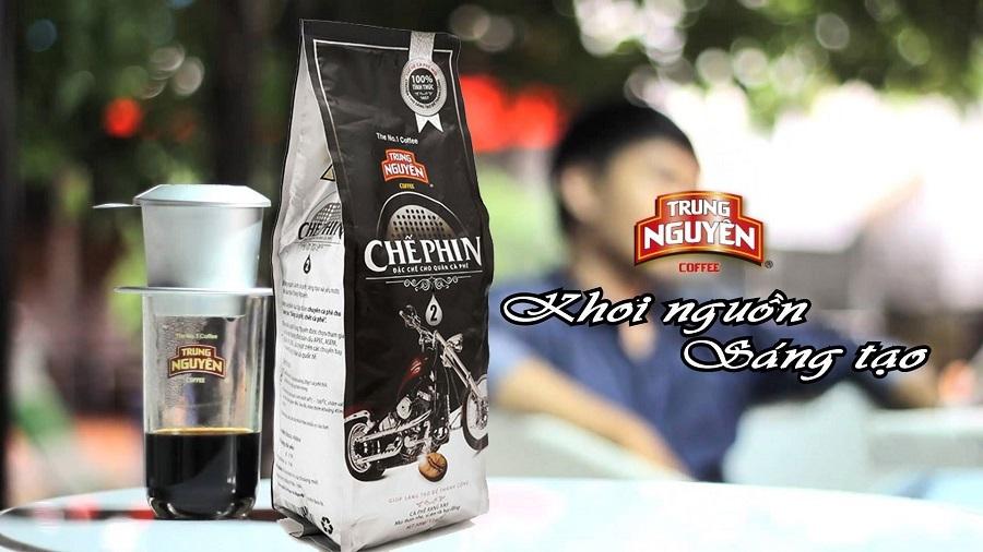 Cà phê chế phin Trung Nguyên 2