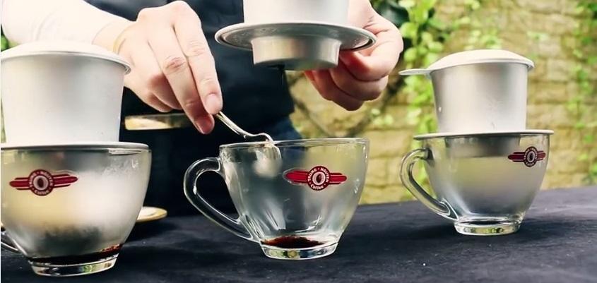Cách pha cà phê Trung Nguyên ngon nhất chuẩn Trung Nguyên