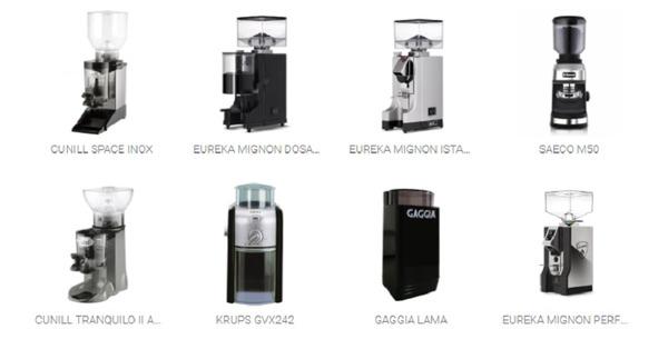 Nên mua những loại máy nào cho Quán Cà phê mới