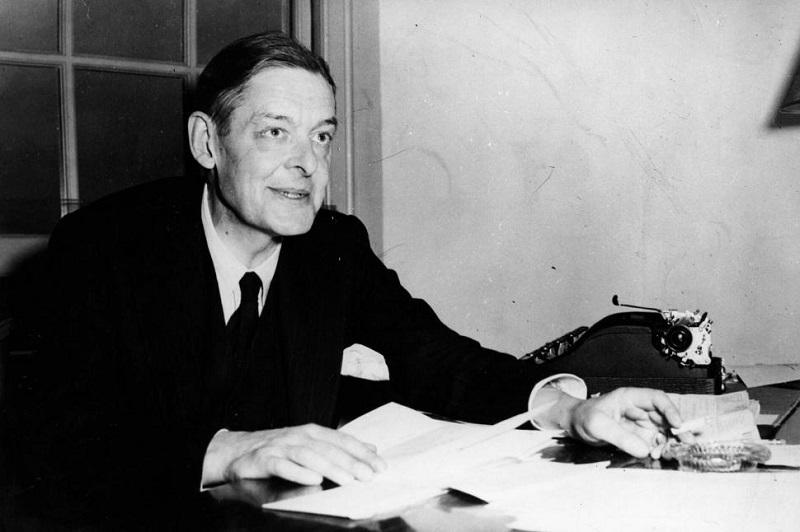 Thomas Stearns Eliot (1888 -1965)