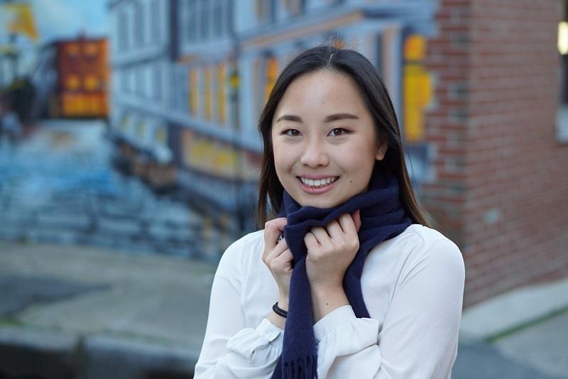 Justina Chen, sinh năm 1968
