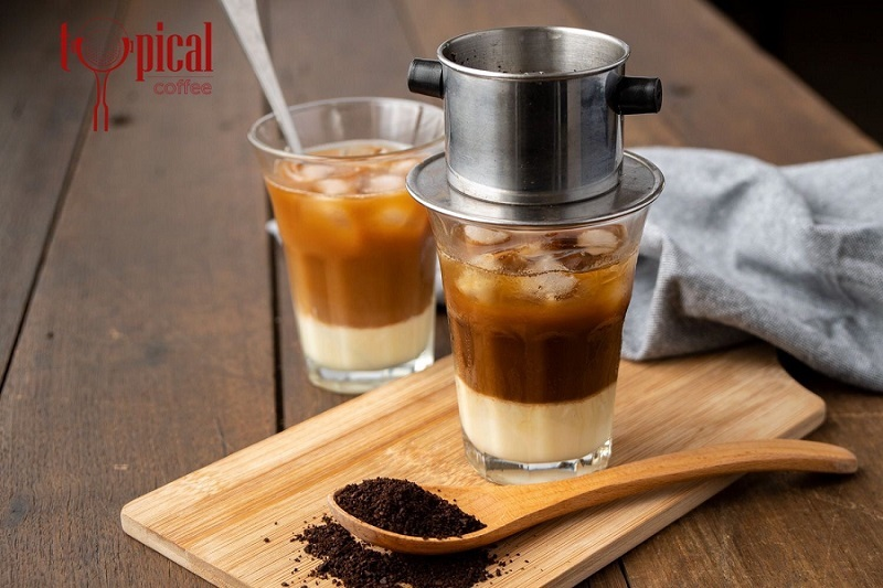 không cho quá nhiều đường, sữa vào cà phê
