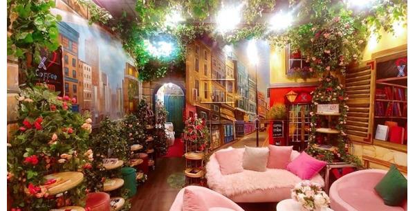 Những Quán Cafe đẹp Mê hồn của Sài Gòn