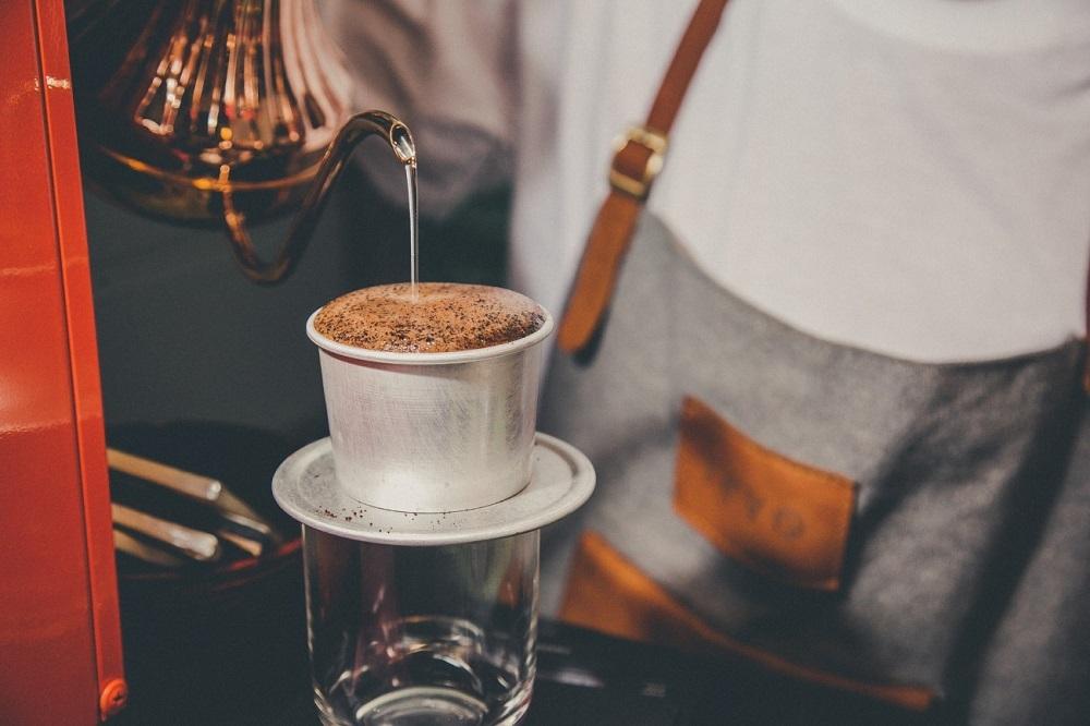 Tách cà phê hoàn hảo được pha ở nhiệt độ nào?