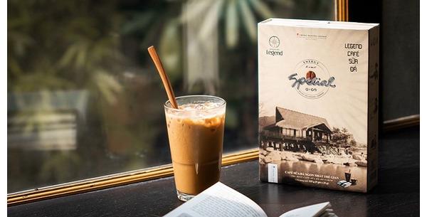 Tại sao nói Cà phê hòa tan Legend sữa đá - Cà phê ngon nhất Thế Gian?