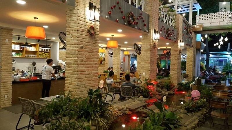 Top những quán cafe cuồng nhiệt mùa Euro tại Hồ Chí Minh