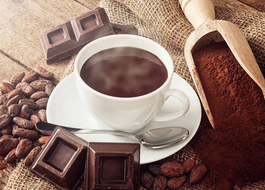 TÁC DỤNG THẦN KỲ KHI KẾT HỢP CAFE VÀ CACAO
